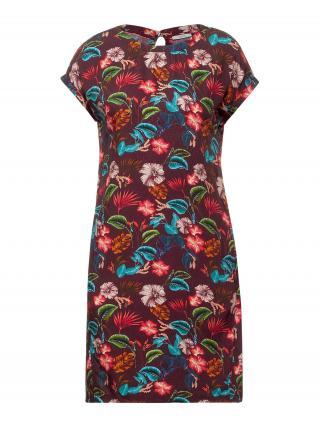 CECIL Letné šaty  bordová / zmiešané farby dámské 40