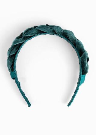 Čelenka do vlasov dámské modrá