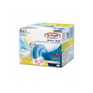 Ceresit STOP VLHKOSTI AERO 360° náhradné tablety 3v1 lúčne kvety
