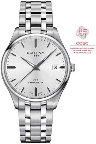 Certina DS-8 GENT Chronometer C033.451.11.031.00 pánské
