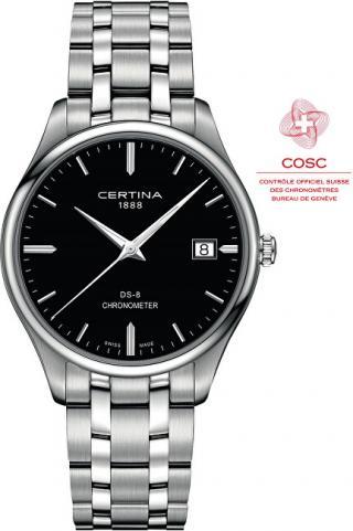 Certina DS-8 GENT Chronometer C033.451.11.051.00 pánské