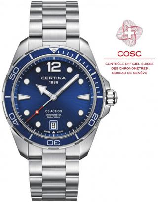 Certina DS Action Chronometer C032.451.11.047.00 pánské
