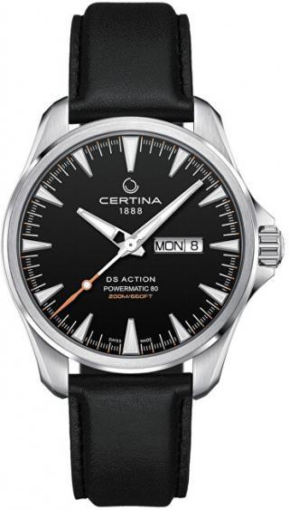 Certina DS Action Day-Date Powermatic 80 C032.430.16.051.00