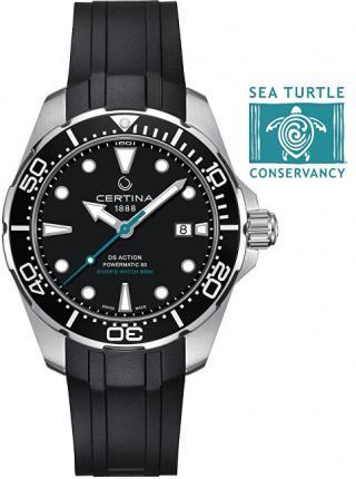 Certina DS ACTION Diver Automatic C032.407.17.051.60 60th Anniversary pánské