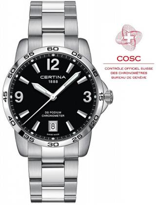 Certina DS PODIUM Chronometer C034.451.11.057.00 pánské