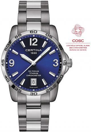 Certina DS Podium Chronometer C034.451.44.047.00 pánské