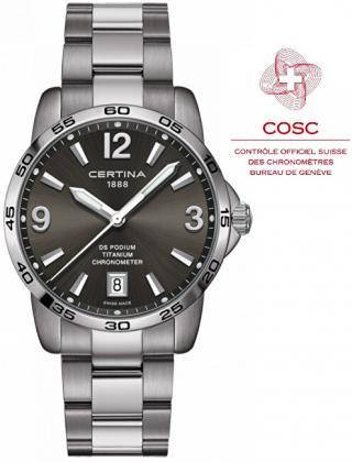 Certina DS Podium Chronometer C034.451.44.087.00 pánské