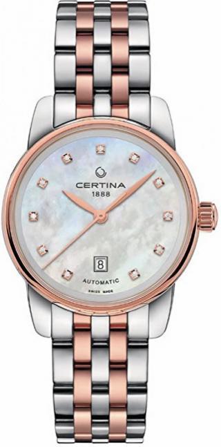 Certina DS PODIUM Lady - Automatic C001.007.22.116.00
