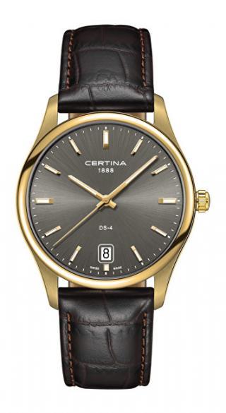 Certina URBAN COLLECTION - DS 4 Gent - Quartz C022.610.36.081.00 pánské