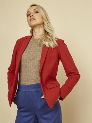 Červené dámske sako ZOOT Baseline Livia dámské červená L