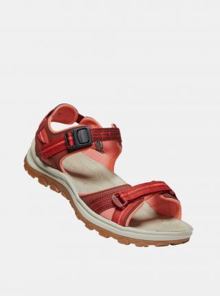 Červené dámske sandále Keen dámské červená 40