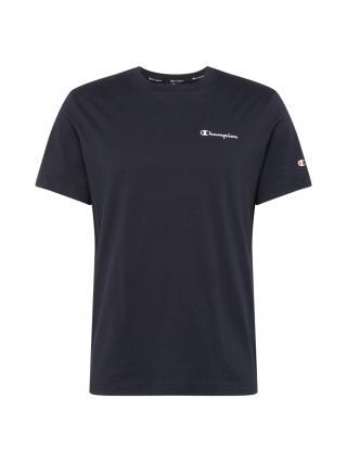 Champion Authentic Athletic Apparel Tričko  biela / červená / tmavomodrá pánské L