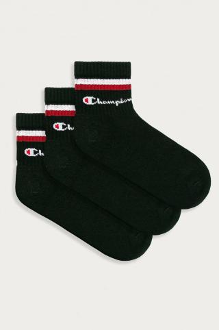 Champion - Ponožky  čierna 39/42