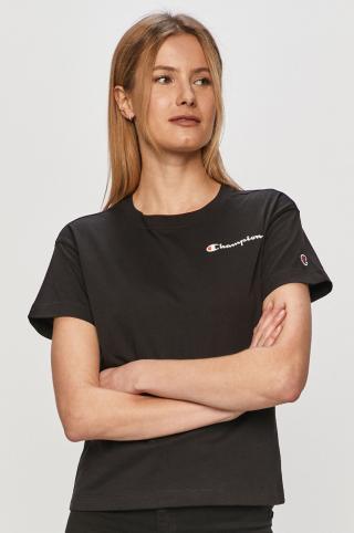 Champion - Tričko dámské čierna XS