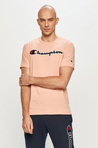 Champion - Tričko pánské ružová S