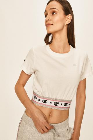 Champion - Tričko x Chiara Ferragni dámské biela XS