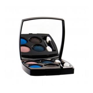 Chanel Les 4 Ombres 2 g očný tieň pre ženy 312 Quiet Revolution dámské 2 g