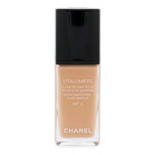 Chanel Vitalumière SPF15 30 ml make-up pre ženy 25 Petale s ochranným faktorom SPF dámské 30 ml
