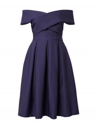 Chi Chi London Kokteilové šaty Bay  námornícka modrá dámské 40