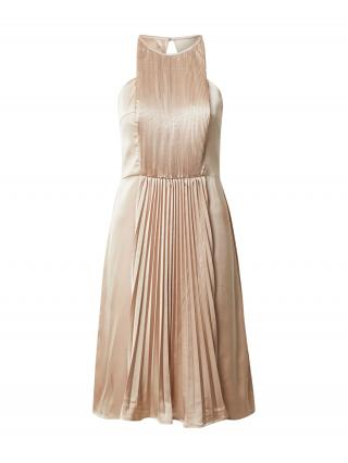 Chi Chi London Kokteilové šaty Carly  šampanské dámské 34