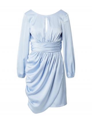 Chi Chi London Kokteilové šaty Eva  svetlomodrá dámské 38