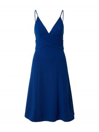 Chi Chi London Kokteilové šaty Melodie  nebesky modrá dámské 36