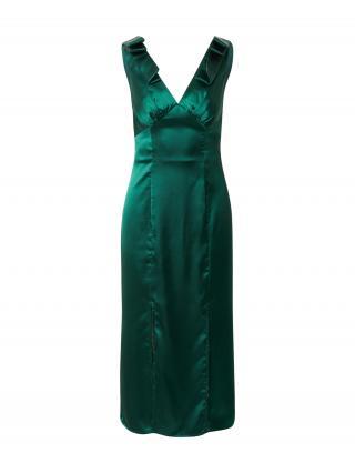 Chi Chi London Kokteilové šaty Paola  jedľová dámské 38