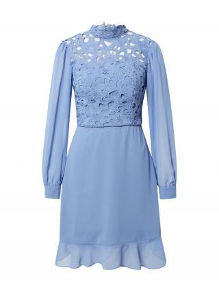 Chi Chi London Kokteilové šaty Ronnie  svetlomodrá dámské 42