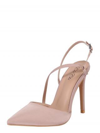 Chi Chi London Remienkové sandále  telová dámské 35,5