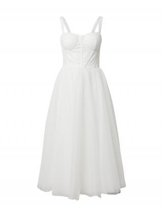 Chi Chi London Večerné šaty  biela dámské 40