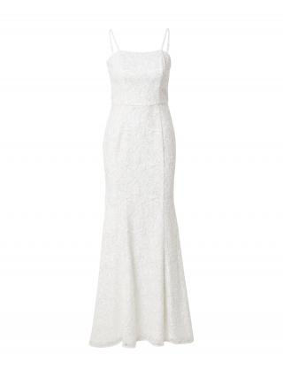 Chi Chi London Večerné šaty Caroline   biela dámské 42