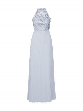 Chi Chi London Večerné šaty CHI CHI EULA DRESS  svetlomodrá / modrofialová dámské 38