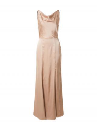 Chi Chi London Večerné šaty  šampanské dámské 40
