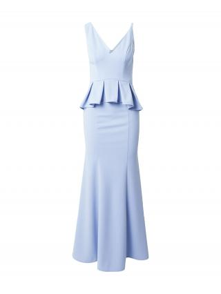 Chi Chi London Večerné šaty  svetlomodrá dámské 34