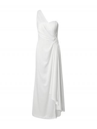 Chi Chi London Večerné šaty Tasha  biela dámské 40