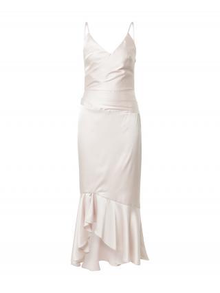 Chi Chi London Večerné šaty Varsha  šampanské dámské 36