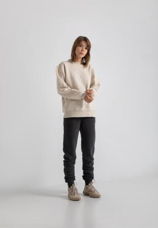 Chiara Wear Unisexs Sweatshirt Hemp  Model 1 dámské Other L