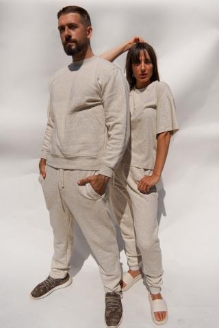 Chiara Wear Unisexs T-Shirt Hemp  Model 1 dámské Other M