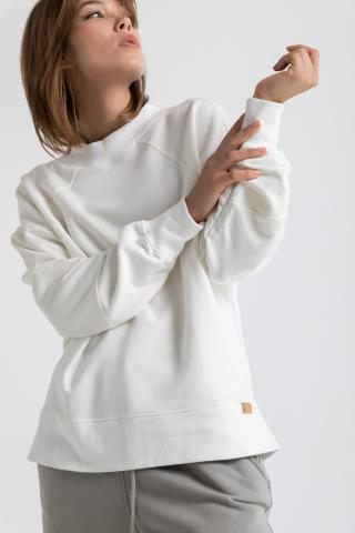 Chiara Wear Womans Sweatshirt Bamboo dámské Other XS
