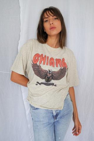 Chiara Wear Womans T-Shirt Hemp Eagle  Model 1 dámské Other M