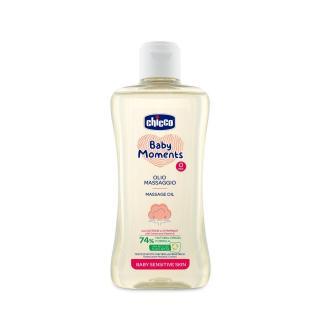 CHICCO Olej masážny Sensitive 200 ml