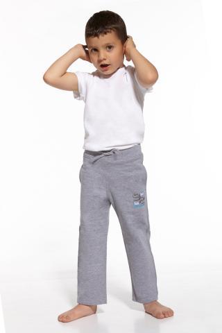 Chlapčenské tričko biele biela 110/116