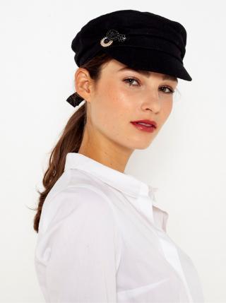 Čiapky, čelenky, klobúky pre ženy CAMAIEU - čierna dámské L-XL