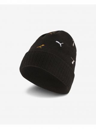 Čiapky, čelenky, klobúky pre ženy Puma - čierna dámské ONE SIZE