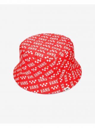 Čiapky, čelenky, klobúky pre ženy VANS - červená dámské M-L