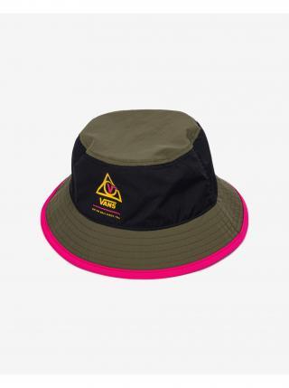 Čiapky, čelenky, klobúky pre ženy VANS - čierna, zelená dámské S-M