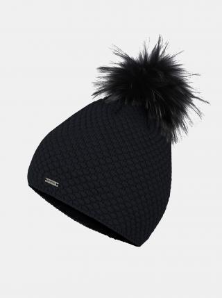 Čierna dámska čiapka Hannah dámské ONE SIZE