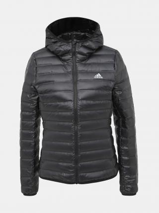 Čierna dámska prešívaná bunda adidas Performance Varilite dámské XS