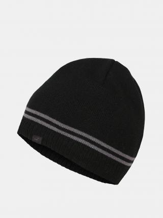 Čierna pánska čiapka Hannah pánské ONE SIZE