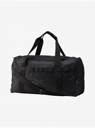 Čierna pánska športová taška cez rameno Reebok UBF GRIP M pánské